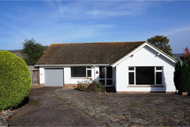 Thumbnail Detached bungalow for sale in Balfours, Sidmouth