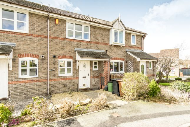 Thumbnail Terraced house for sale in Raleigh Road, Woodlands, Ivybridge