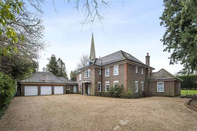 Thumbnail Detached house for sale in The Warren, Kingswood, Tadworth, Surrey KT20.