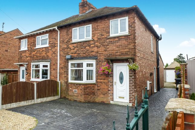 Thumbnail Semi-detached house for sale in King Edward Road, Tickhill, Doncaster