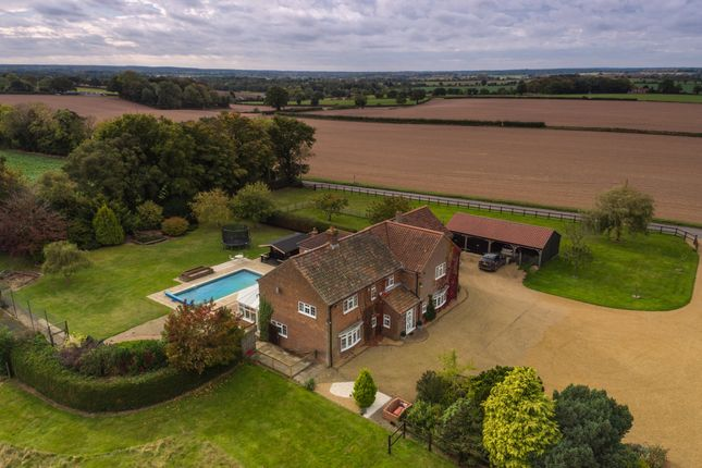 Thumbnail Detached house for sale in North Walsham Road, Skeyton, Norwich