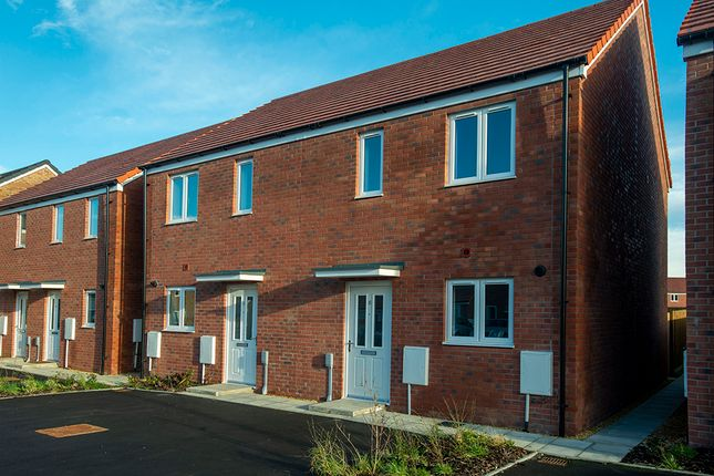 Semi-detached house for sale in Norsman Road, Wantage