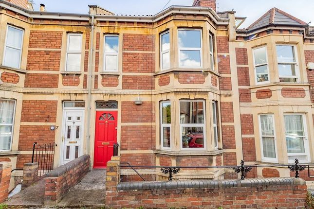 Thumbnail Terraced house for sale in Dunkerry Road, Bedminster, Bristol