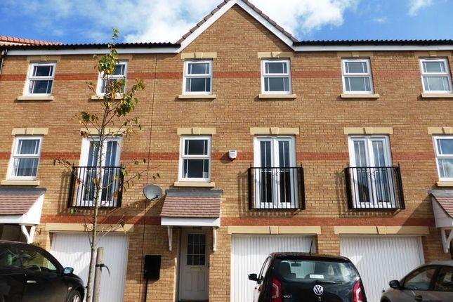 Thumbnail Town house to rent in Roebuck Ridge, Jump, Barnsley