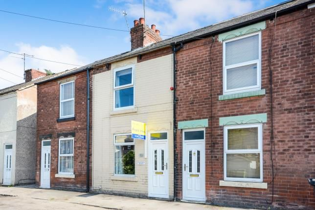 Terraced house for sale in Hipper Street West, Chesterfield, Derbyshire