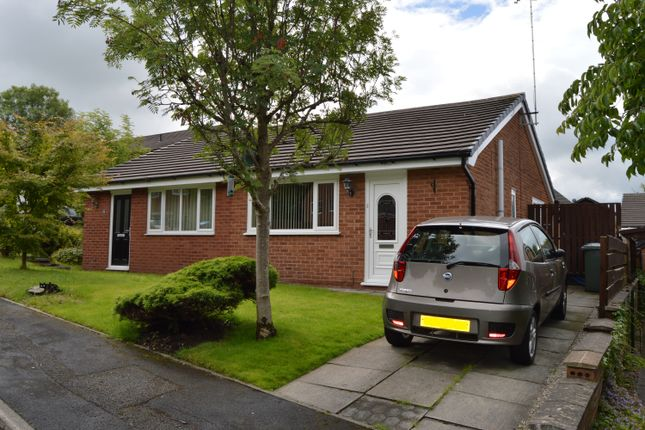 Thumbnail Semi-detached bungalow for sale in Barleyfield, Bamber Bridge