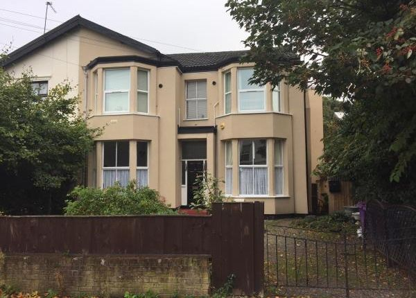 Thumbnail Town house for sale in 2 Prospect Vale, Fairfield, Liverpool