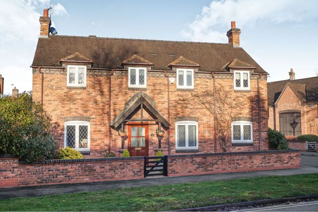 Thumbnail Detached house for sale in Tythe Barn Lane, Solihull