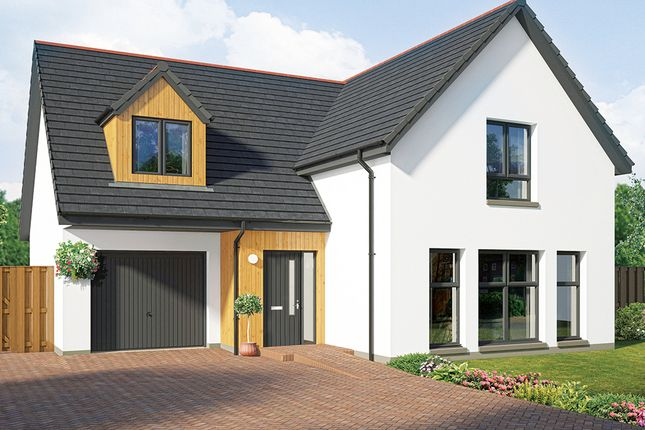4 bedroom detached house for sale in Barhill Road, Buckie