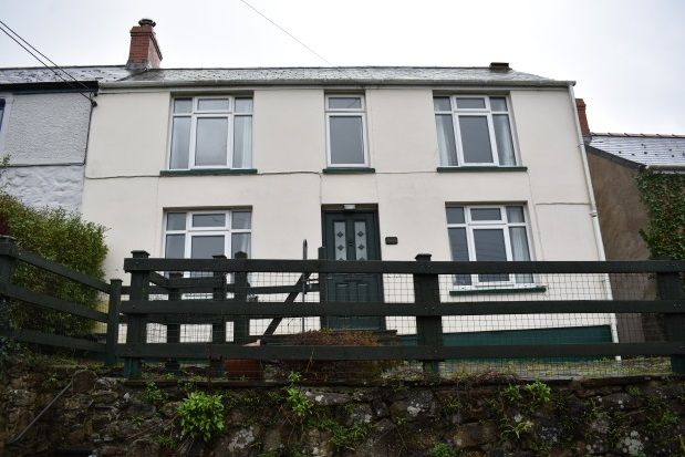 Thumbnail Cottage to rent in King Street, Newport