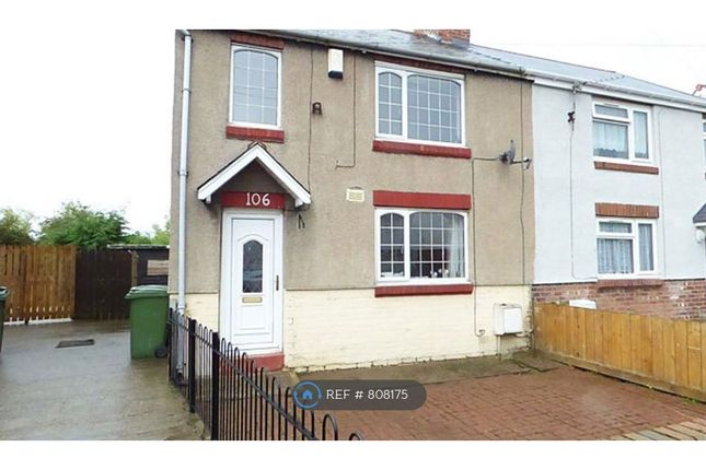Thumbnail Semi-detached house to rent in Burnside, Bedlington