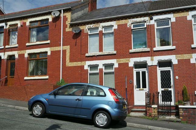 Thumbnail Terraced house to rent in Court Street, Maesteg, Mid Glamorgan