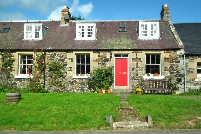 Thumbnail Terraced house for sale in Blackerstone Farm Cottages, Duns