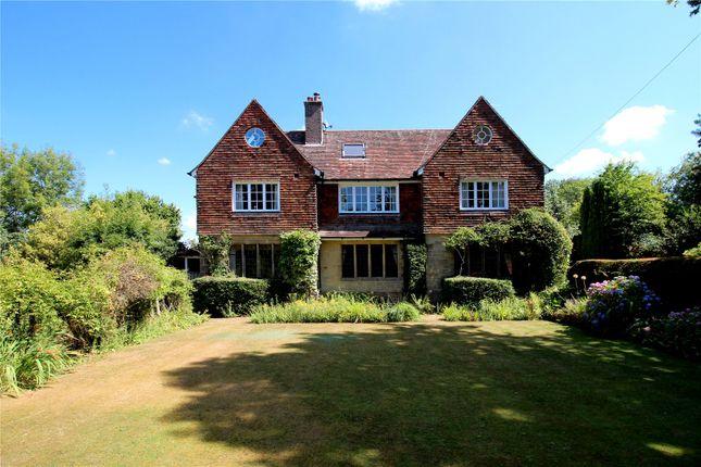 Thumbnail Detached house for sale in Shepherds Hill, Colemans Hatch, East Sussex