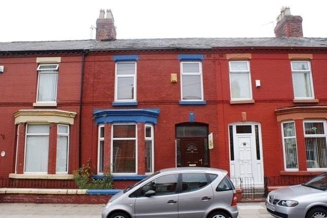 Thumbnail Terraced house for sale in Alderson Road, Liverpool