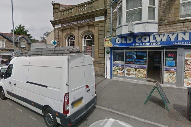 Thumbnail Restaurant/cafe for sale in Abergele Road, Old Colwyn, Colwyn Bay