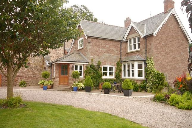 Thumbnail Country house for sale in Goodrich, Ross-On-Wye