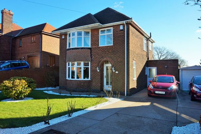 3 bed detached house to rent in Thoresby Avenue, Kirkby In Ashfield