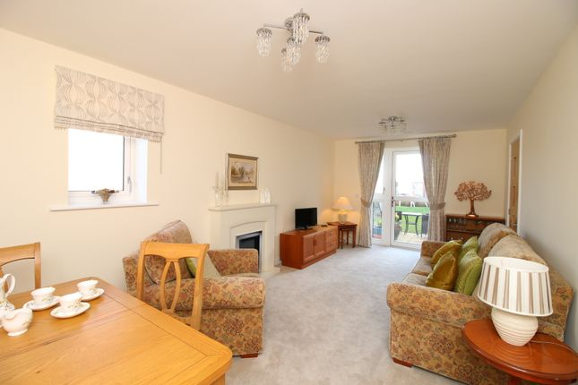Thumbnail Flat for sale in William Bradford Court, Bawtry