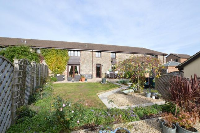 Thumbnail Terraced house for sale in Manor Gardens, Abbotskerswell, Newton Abbot, Devon