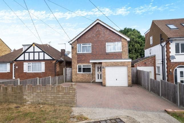 Thumbnail Detached house for sale in Victoria Road, Walderslade, Chatham, Kent