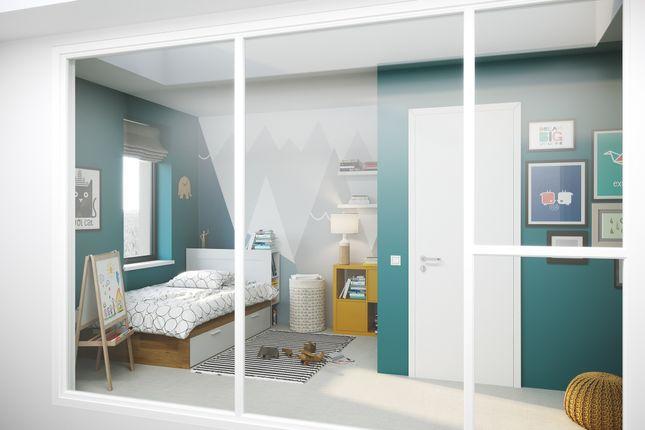 Typical Bedroom of Solar Avenue, Leeds LS9