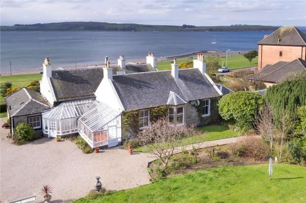 Thumbnail Detached house to rent in Broomfield Crescent, Largs, North Ayrshire