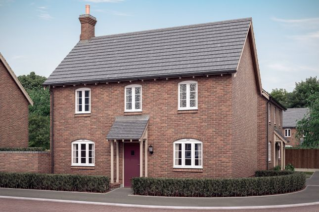 """Thumbnail Detached house for sale in """"The Dorset"""" at Crick Road, Hillmorton, Rugby"""