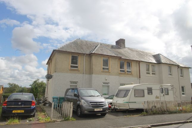 Thumbnail Flat for sale in Gayne Drive, Glenboig, Coatbridge