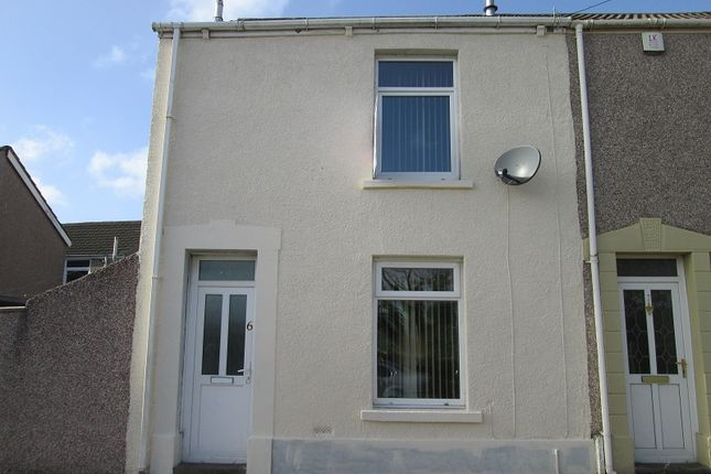 Thumbnail Terraced house to rent in Hosea Row, Landore, Swansea, City And County Of Swansea.