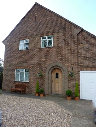 Thumbnail Detached house to rent in Grantham Road, Sleaford, Sleaford