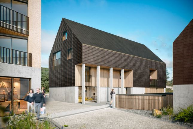 Thumbnail Duplex for sale in North Quay, Hayle, Cornwall