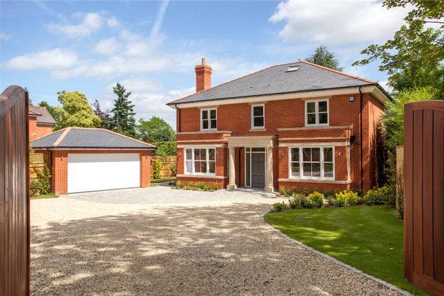 Thumbnail Detached house for sale in Reading Road, Shiplake, Oxfordshire