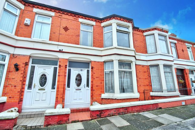 Thumbnail Terraced house for sale in Lumley Street, Garston, Liverpool