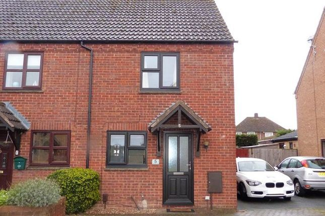 Thumbnail End terrace house to rent in Meadow Lea, Bishops Cleeve, Cheltenham