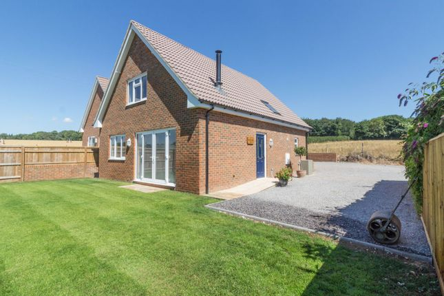 Thumbnail Detached house for sale in Little London, Andover