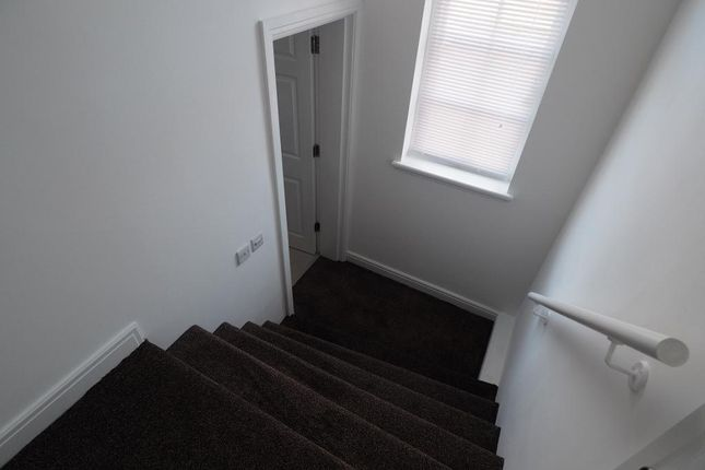 Stairwell of St Vincents Court, 36 Queens Road, Hull HU5