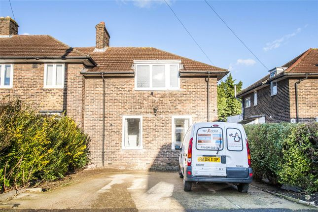 Thumbnail End terrace house for sale in Adolf Street, Bellingham, Catford