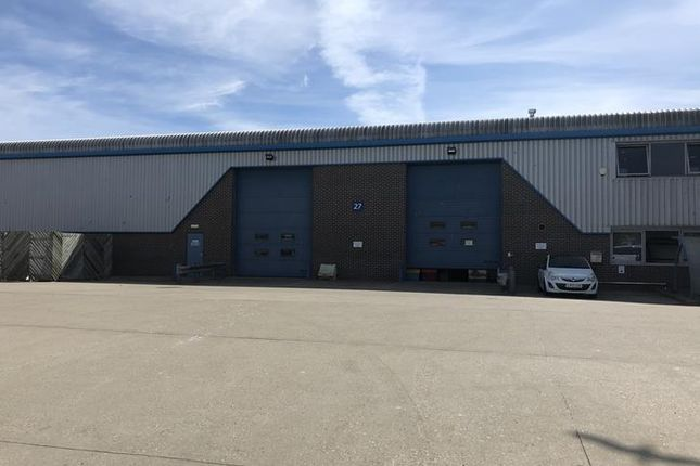 Thumbnail Light industrial to let in Unit 1, White Lodge Business Park, Hall Road, Norwich