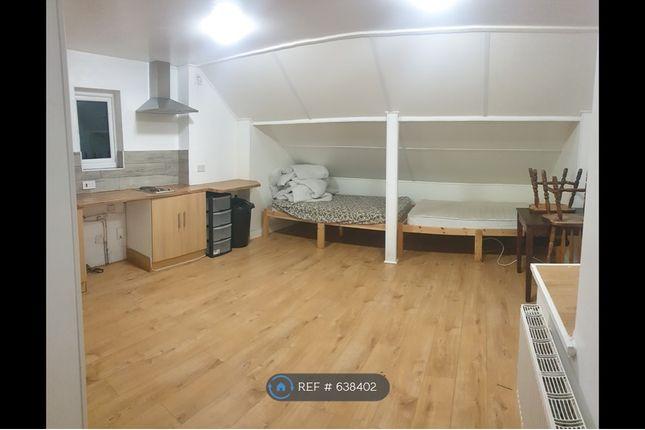 Thumbnail Studio to rent in Bobbers Mill Road, Nottingham