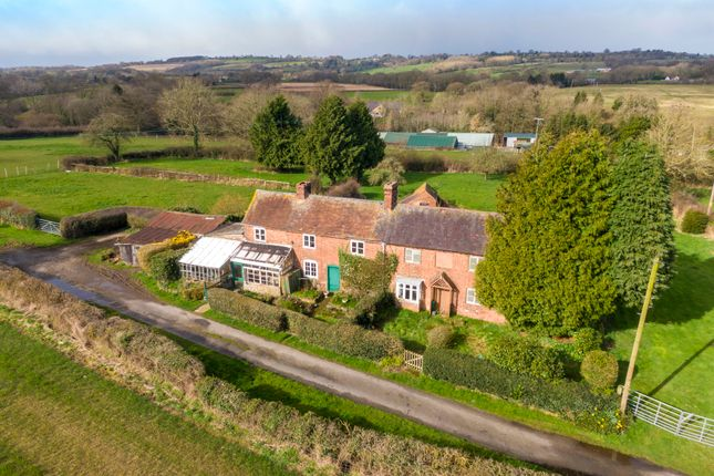 Thumbnail Detached house for sale in Hughley, Much Wenlock