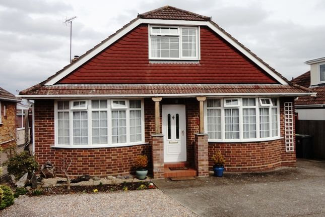 Thumbnail Detached bungalow for sale in Freegrounds Road, Southampton