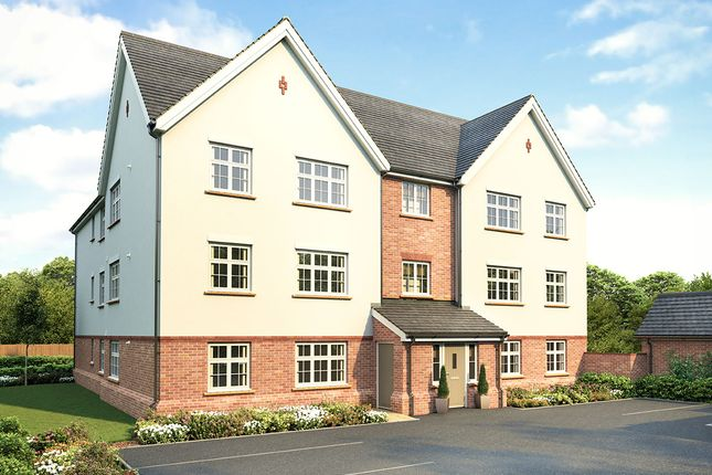 """Thumbnail Flat for sale in """"Apartment Typea"""" at Begbrook Park, Frenchay, Bristol"""