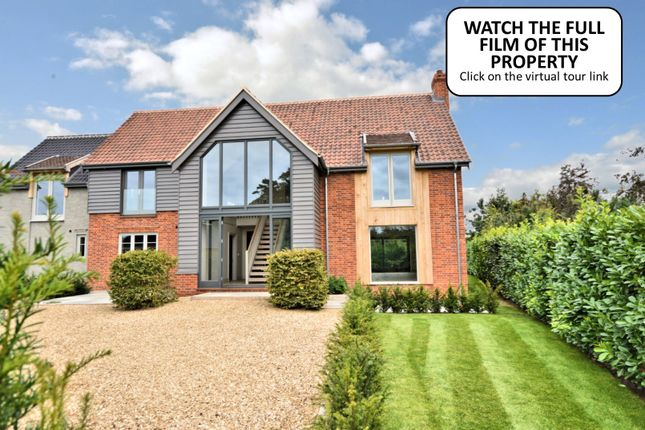 Thumbnail Detached house for sale in St. Marys Close, Heacham, King's Lynn