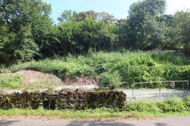 Thumbnail Land for sale in Plot 1, Well Cottage, Liddeston Road, Havens Head