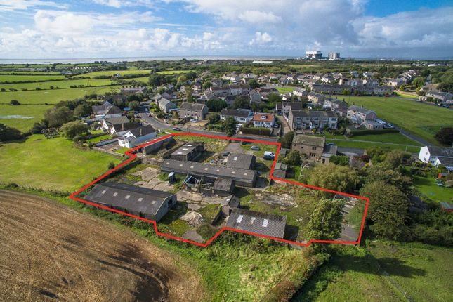 Thumbnail Land for sale in Development Opportunity At Woodburn Farm, Low Road, Middleton, Morecambe, Lancashire