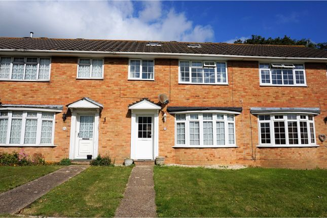 Thumbnail Terraced house for sale in Chartres Close, Bexhill-On-Sea