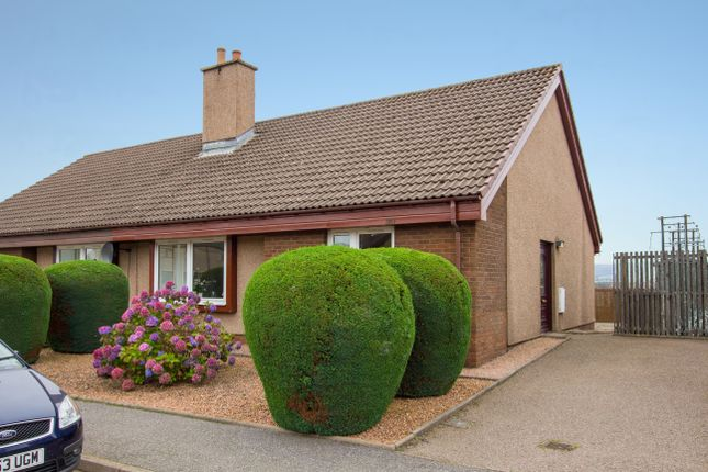Thumbnail Semi-detached bungalow for sale in Mearns Walk, Laurencekirk