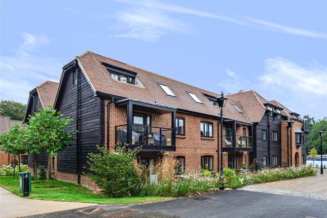 Thumbnail Flat for sale in Kirkeby Court, Awbridge, Romsey, Hampshire