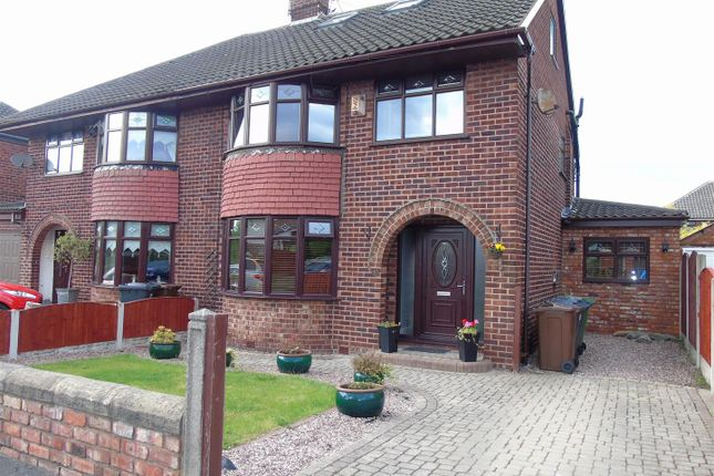 Thumbnail Semi-detached house for sale in Wango Lane, Aintree, Liverpool